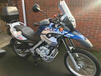 BMW F650GS for sale £2800