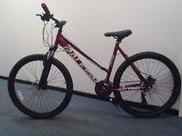 Raleigh Neve 2.0 - Dual Mech Disc/Front Suspn/Hydroform Aluminium Frame Mountain Bike - RRP £280