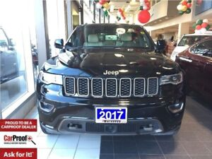 2017 Jeep Grand Cherokee *75TH ANNIVERSARY* PAN ROOF *4