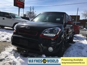 2012 Kia Soul 4U **LEATHER & NAVI**