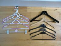 FREE ~ clothes hangers