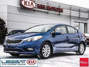 2014 Kia Forte LX+ - No Accident, One Owner, VERY Low KM, Heated