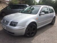 Golf 1.8 turbo. **BREAKING ALL PARTS**