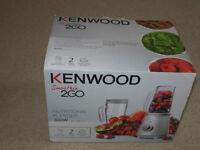 KENWOOD SMOOTHIE 2GO SB055-BRAND NEW-UNOPENED BOX-WE ALREADY HAVE ONE