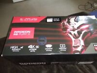 [RESERVED] Sapphire AMD Radeon R9 Fury X Water Liquid Cooled 4GB VRAM HBM Graphics Card