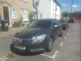 2010 VAUXHALL INSIGNIA DIESEL PERFECT RUNNER, SERVICES HISTORY.
