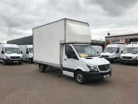 2014 Mercedes sprinter 313 extra high roof luton box £12995 or £282 per month j&ft&v mallusk
