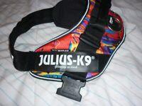 JULIUS K-9 HARNESS SIZE 2 NEW