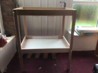 Ikea Baby Changing Table -Sniglar