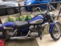Yamaha Virago XV 125cc 1998