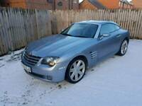 2003/53 plate Chrysler crossfire 3.2 V6 petrol engine,automatic, 75k miles