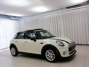 2015 MINI Cooper 5DR HATCH WITH EXTENDED WARRANTY