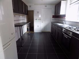 Refurbished 3 Bed House close to Town Centre, Train Station, Shops, Schools, Available Now - NO DSS