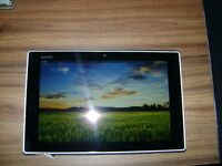 Sony Xperia Z SGP312 WI-FI 32GB Tablet with Black Poetic Case and Charger - Hellesdon, Norwich