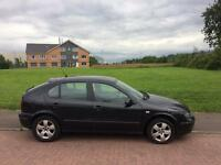2004 SEAT LEON 1.6 SX NEEDS REPAIR