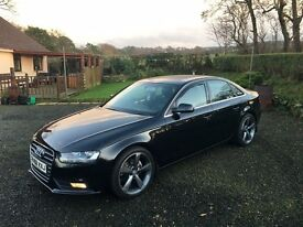 "2012 AUDI A4 TECHNIK 2.0 TDI | FSH | FULL LEATHER | SAT NAV | 19"" ALLOYS 