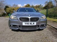 2011 BMW 520d Touring M Sport - Immaculate, FSH