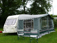 Caravan Awning - Isabella Statesman - VGC, clean, 875cm