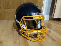 XL Riddell Foundation American Football Helmet
