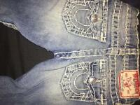 TRUE RELIGION boys jeans Age 5-6