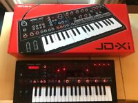 Roland JD-Xi Interactive Analogue Digital Crossover Synthesizer