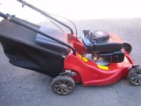 MOUNTFIELD RS100 SELF PROPELLED PETROL LAWNMOWER