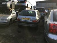 2003 CITROEN SAXO FORTE (MANUAL PETROL)