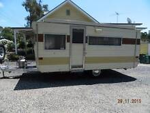 FRANKLIN 6 BERTH 15 FOOT POPTOP WITH BUNKS AND ANNEXE. Yarrambat Nillumbik Area Preview