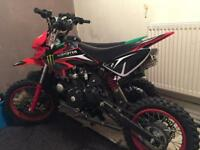 Pit bike 125cc £220