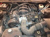 2005 mustang 4.0 engine and trans