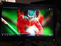 SAMSUNG SYNC MASTER 323T 32 INCH BIG SCREEN (NOT TV) WITH NICE COLOUR AND PC