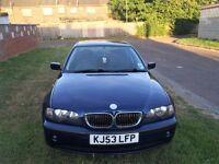 BMW 3 Series 2.2 320 i SE 4 dr 2003 (53 reg), Saloon 104,000 miles Automatic +One Year MOT,