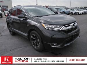 2018 Honda CR-V TOURING|ACCIDENT FREE|SERVICE HISTORY ON FILE