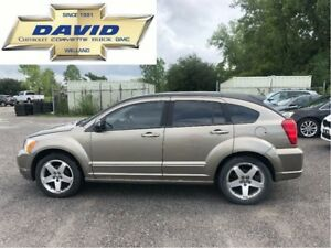 2007 Dodge Caliber R/T AWD HATCH/ TINT/ FOGS/ KEYLESS/ AS-TRADED