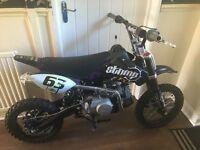 Stomp 110cc kids motorbike