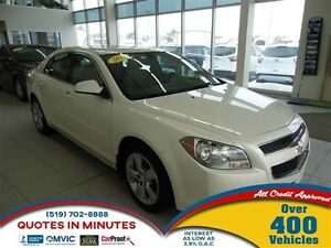 2011 Chevrolet Malibu LT PLATINUM EDITION | HEATED SEATS | MUST
