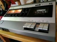 JVC KD-720 stereo cassette deck vintage classic rare