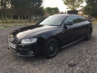 AUDI A5 SLINE COUPE, DIESEL, FULLY LOADED.