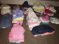Girls clothes bundle size 18-24months