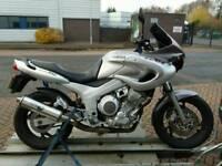 2004 Yamaha TDM 850 twin