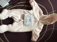 Baby girl first size bundle