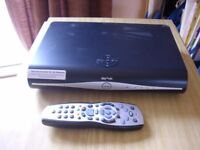 Sky + HD Box with Remote Control