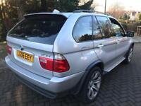 BMW X5 d SPORT EDITION MODEL DIESEL 4X4 AUTOMATIC 2006