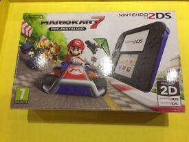Nintendo 2DS bundle incl. 10 games
