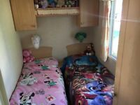 Willerby Vacation (2007) 8 berth Static caravan 35ftx12ft, sited at Presthaven Sands, Prestatyn