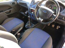 Ford fiesta 1.4 Tdci zetec blue
