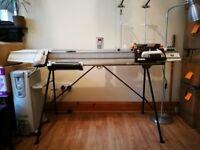 Passap Duomatic 80 Double Bed Knitting Machine