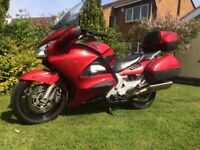 Honda ST1300 Pan European, very good condition, owned 12 years, many extras, 5 miles M1 j20 £3700