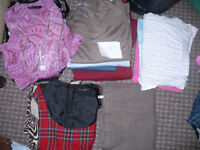 Huge bundle/job lot of 29 ladies clothes size 20 and 22. All clean and good condition. For resale.