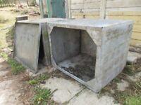 Galvanised Steel Storage Tanks